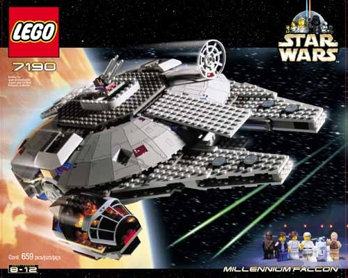 Lego Star Wars Millenium Falcon USC 10179 - Limited COA Classified Ad